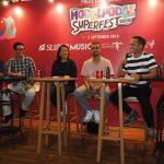 Java  Festival Production Selenggarakan Hodgepodge Superfest