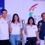 Samsung Berpartisipasi Memeriahkan Perhelatan Asian Games 2018
