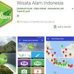 KLHK Luncurkan Aplikasi Wisata Alam Indonesia