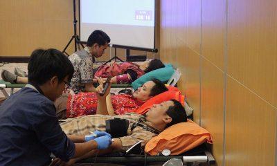 Santika Premiere Bintaro Kembali Adakan Kegiatan Donor Darah