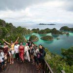 Januari-Mei 2018, Kunjungan Wisman Ke Indonesia Naik Hampir 12 Persen