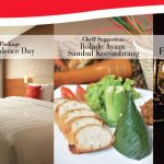 Semarak Merah Putih di Hotel Santika Premiere Bintaro
