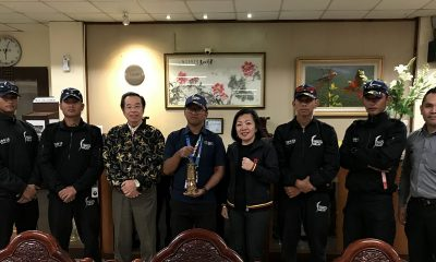 Kirab Api Asian Games 2018 Bermalam di Ayola Hoci Cipanas