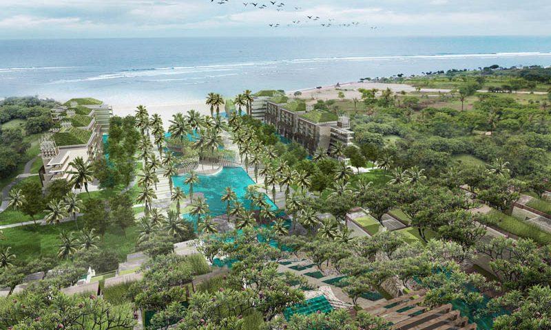 The Apurva Kempinski Bali Siap Menghadirkan Tingkat Kemewahan yang Berbeda