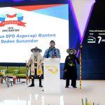 Pelantikan Pengurus Baru DPD Asperapi Banten