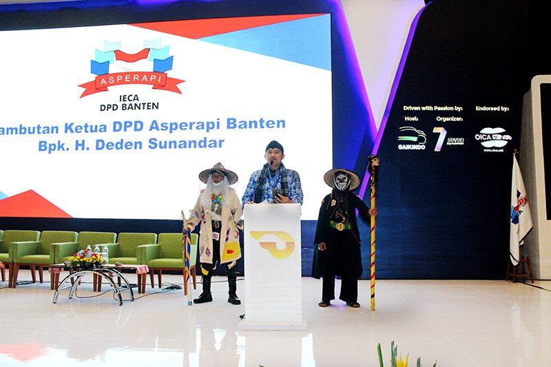 Asperapi Banten, Banten MICE Forum