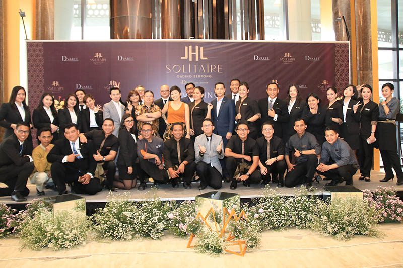 JHL Solitaire Gading Serpong