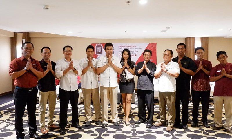 Bakti Kesehatan Kila Infinity8 Bali Jelang HUT RI