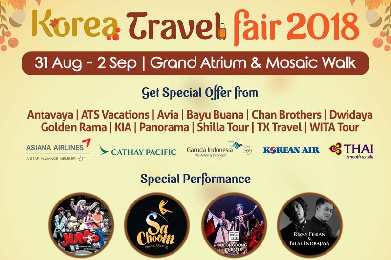 Korea Travel Fair 2018