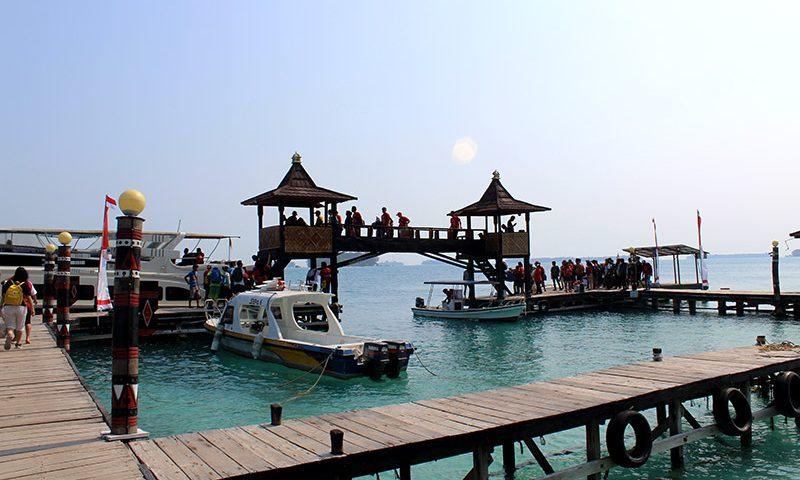 Pulau Sepa, Alternatif Destinasi Wisata Akhir Pekan