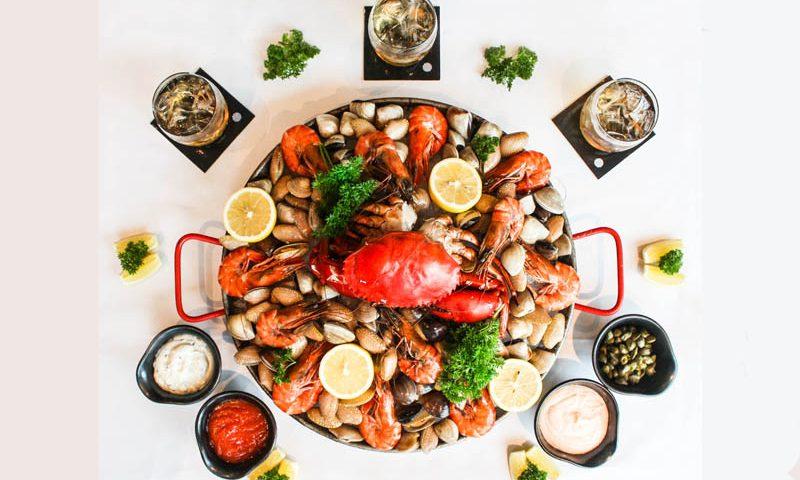 Wisata Kuliner Keliling Dunia di Collage All Day Dining