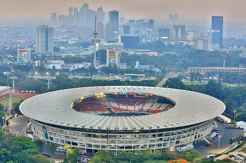 Gelora Bung Karno Asian Games 2018