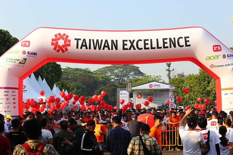 Taiwan Excellence Happy Run