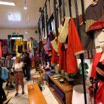 Asian Textiles Exhibition Pamerkan Tenun dari TORAJAMELO