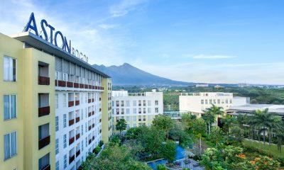 Meeting Sambil Berlibur di Hotel Aston Bogor