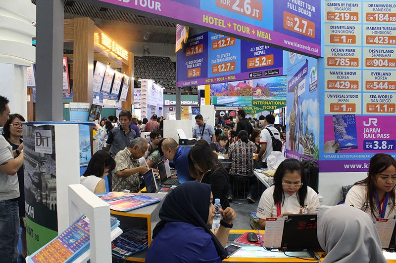 Kompas Travel Fair 2018