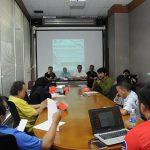 Promosi Geopark Melalui Minang Geopark Run