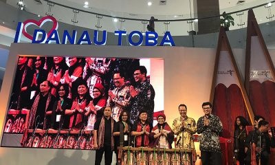 Promosi Danau Toba untuk Gaet Turis Yogyakarta