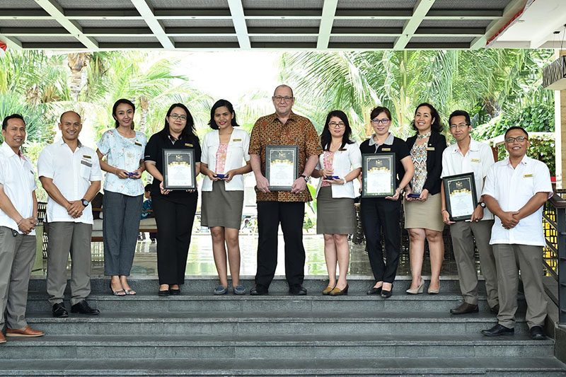 Swiss-Belhotel International Bali Tourism Awards