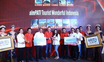SimPATI Tourist Wonderful Indonesia, Penuhi Kebutuhan Telekomunikasi Wisman