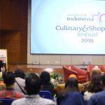 Tiga Strategi Tingkatkan Wisata Kuliner dan Belanja