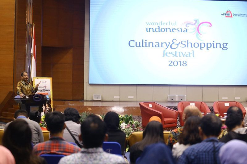 Wonderful Indonesia Culinary & Shopping Festival
