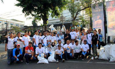 Grandkemang Jakarta Berpartisipasi dalam World Clean Up Day 2018
