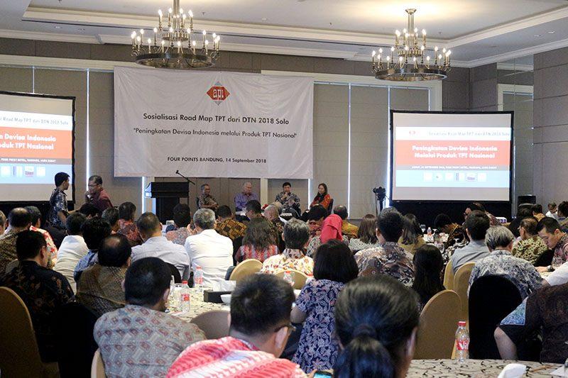 dialog tekstil nasional kementerian perdagangan