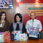 Sambut Hari Pahlawan, Big Bad Wolf Hadir untuk Pertama Kalinya di Medan