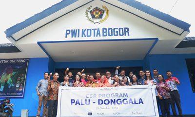Program CSR Archipelago Kawasan Bogor untuk Korban Gempa Palu & Donggala