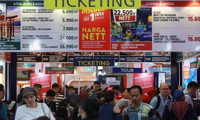 Diskon Hingga 80 Persen di Garuda Indonesia Travel Fair Fase II 2018