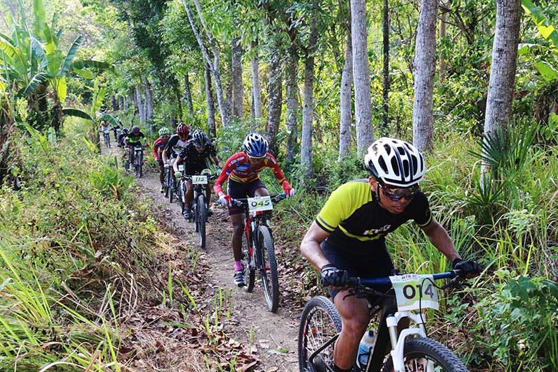 Mountain Bike Cross Country Marathon