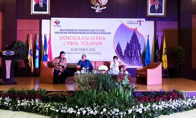 Road to Indonesia Tourism Outlook 2019