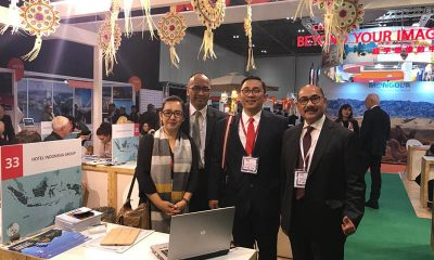Hotel Indonesia Natour dan Hotel Indonesia Group Hadir di World Travel Mart