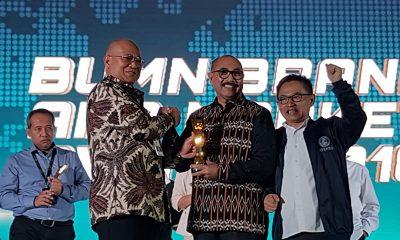 PT Hotel Indonesia Natour (Persero) Raih Tiga Penghargaan Pada BUMN Branding & Marketing Award 2018