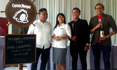 Asosiasi Bartender Indonesia Gelar Kompetisi Mixochef Mixoligist Captain