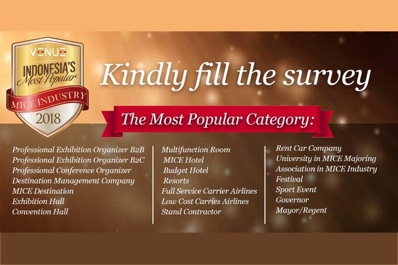 Most Popular MICE Industry