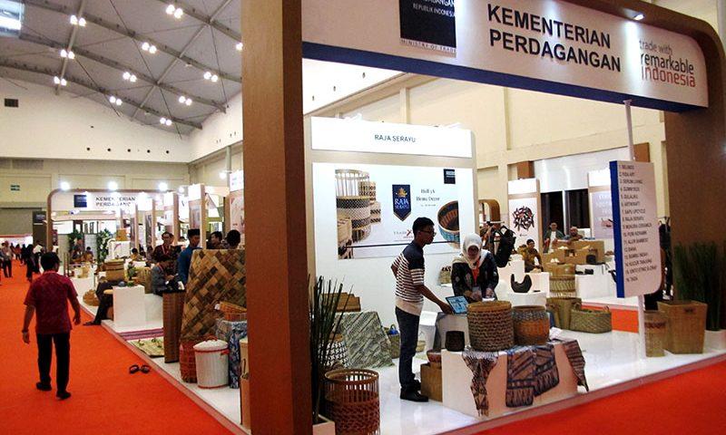 Transaksi Trade Expo Indonesia 2018 Naik 6 Kali Lipat