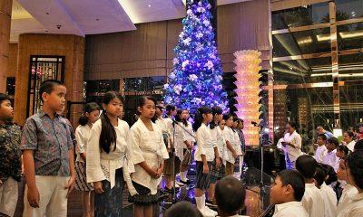 Hotel AYANA Midplaza, JAKARTA Menyambut Natal dan Tahun Baru