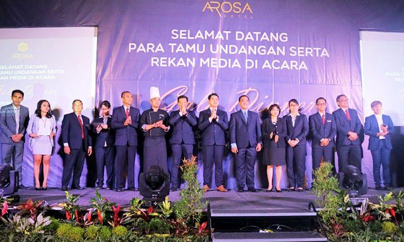 Akhir Tahun Menjadi Ajang Perkenalan Arosa Hotel Jakarta