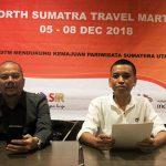 North Sumatera Travel Mart Digelar Bantu Datangkan 1 Juta Wisatawan ke Sumut