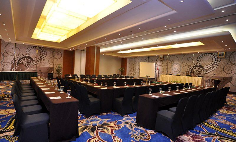 Ballroom Indraprasta Sahid Jaya Yogyakarta Hotel & Convention, Ikon Baru MICE Jogja