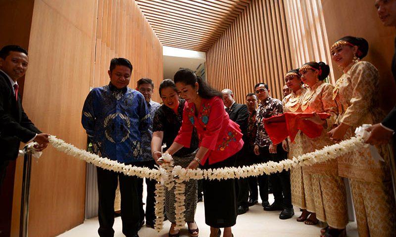 Hotel Santika Premiere Bandara Palembang Resmi Beroperasi