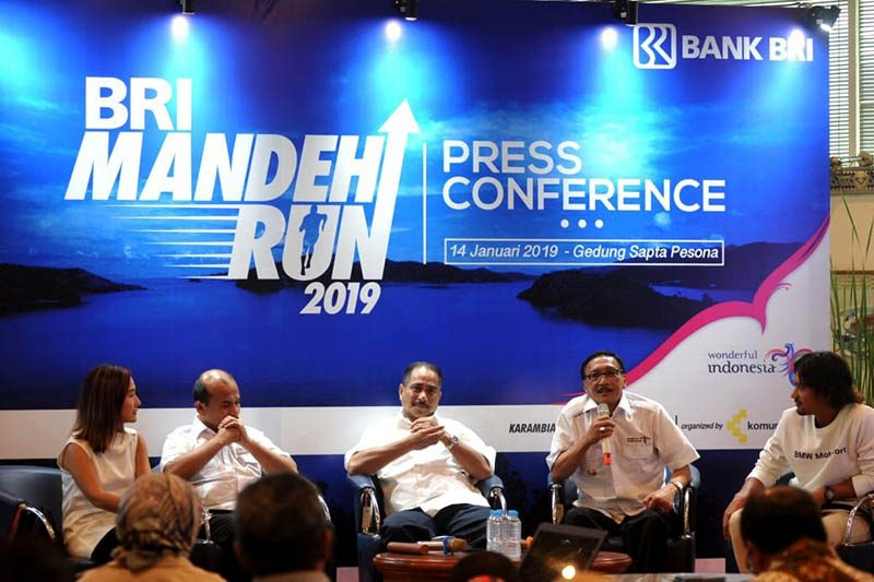 BRI Mandeh Run 2019