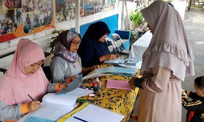 The Papandayan Hotel Bandung Adakan Kegiatan CSR di Posyandu