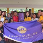 Grand Mercure Jakarta Harmoni Bantu Korban Tsunami Selat Sunda