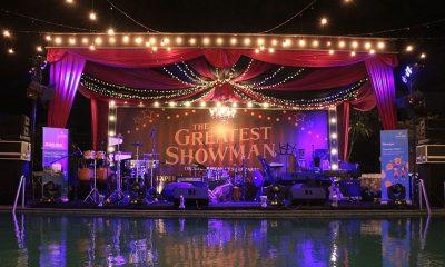 Sirkus The Greatest Showman Meriahkan The Papandayan