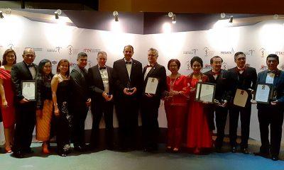 Swiss-Belhotel International Raih Banyak Penghargaan di ITTA Awards 2018-2019