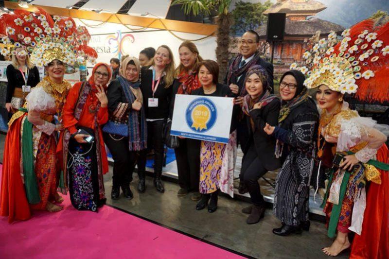 Reisgraag Award, Vakantibeurs