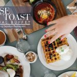 Hotel Santika Premiere Bintaro Persembahkan Raise of Toast
